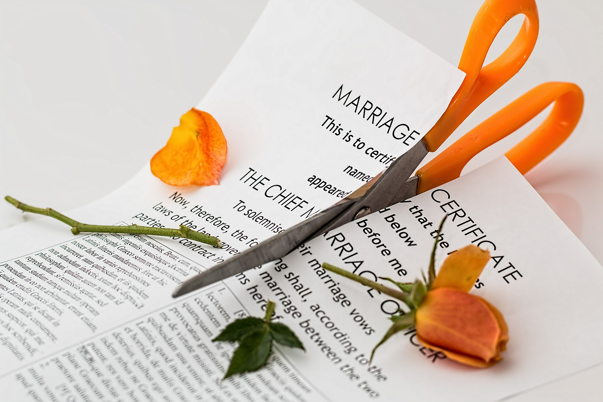 Ex-spouses and property disputes